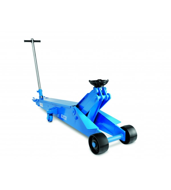 Cric sollevatore idraulico a carrello 20 ton. Omcn 123/A