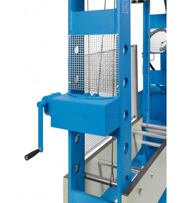 Pressa elettroidraulica 70 Ton. Omcn 163/R