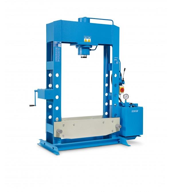 Pressa elettroidraulica 70 Ton. Omcn 163/W