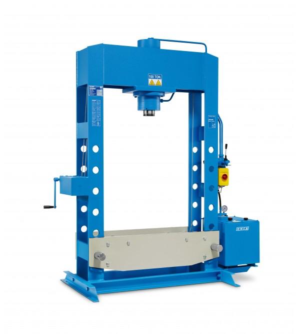 Pressa elettroidraulica da 100 Ton. Omcn 164