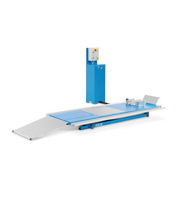 Ponte sollevatore per moto 0,5 ton Omcn 196/PL