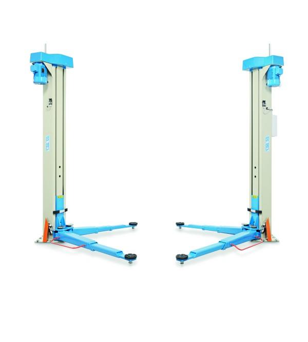 Ponte sollevatore elettromeccanico 2 colonne 3,5 ton. Omcn 199/GAMMA