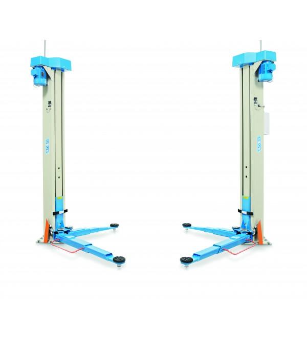 Ponte sollevatore elettromeccanico 2 colonne 3,2 t...