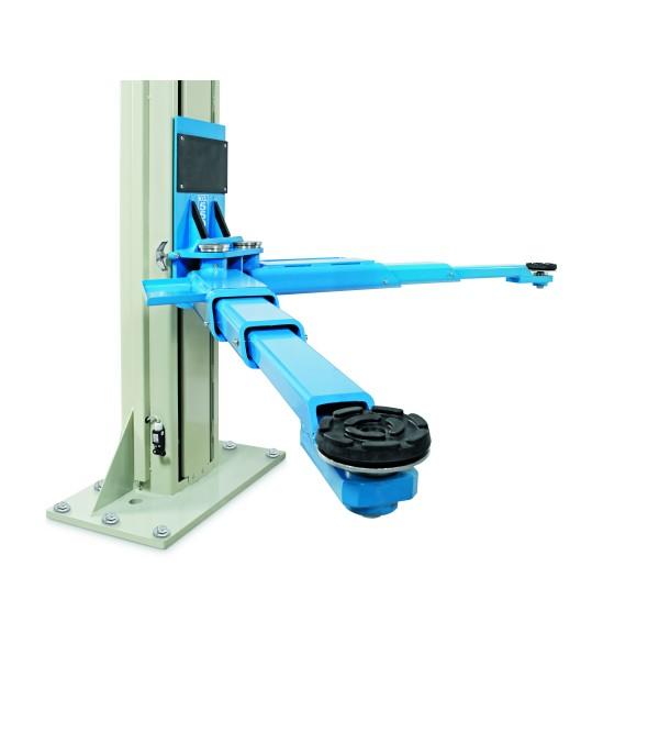 Ponte sollevatore elettroidraulico 2 colonne 5,5 ton. Omcn 199/R