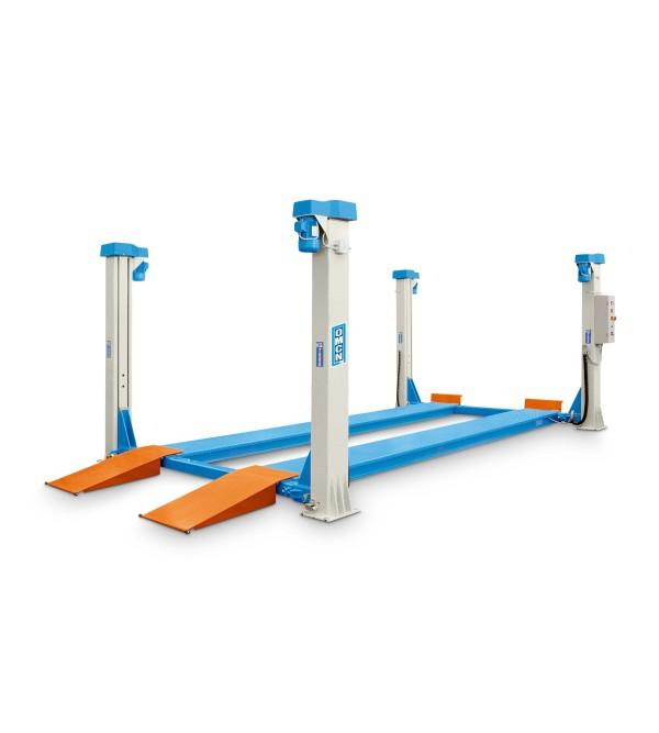 Ponte sollevatore elettromeccanico a 4 colonne 20 Ton. Omcn 407