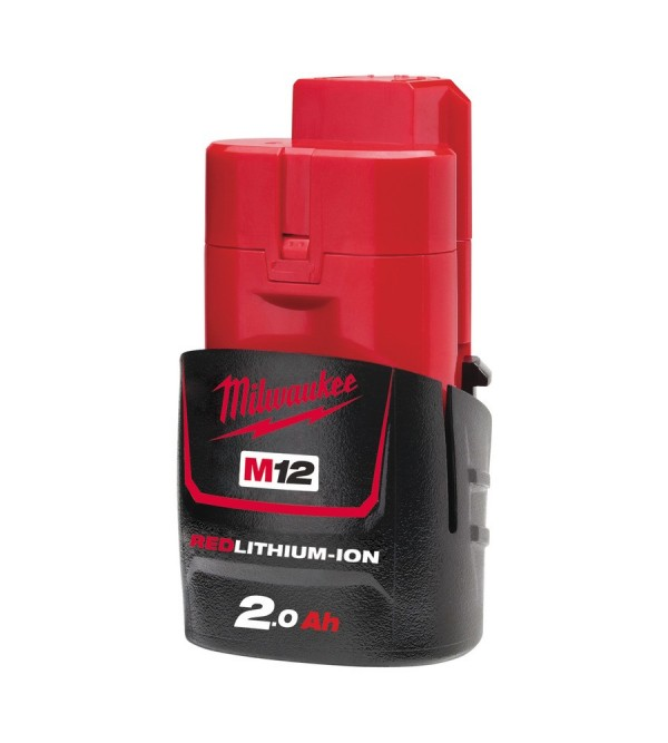 Batteria M12 2.0 ah Milwaukee