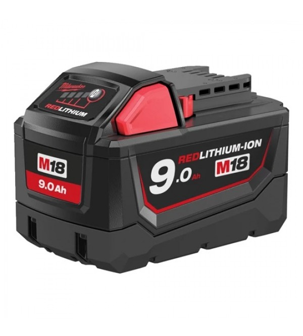 Batteria M18 B9 9.0 ah Milwaukee
