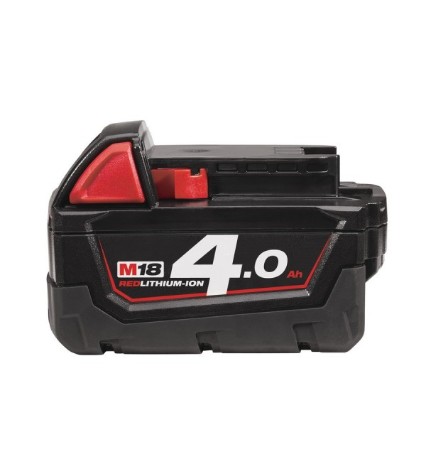 Batteria al litio M18 4.0 ah Milwaukee