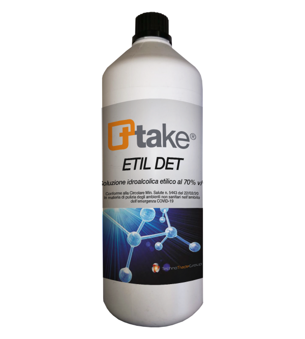 Soluzione Idroalcolica Liquida Ttake 1 lt - IVA 5%