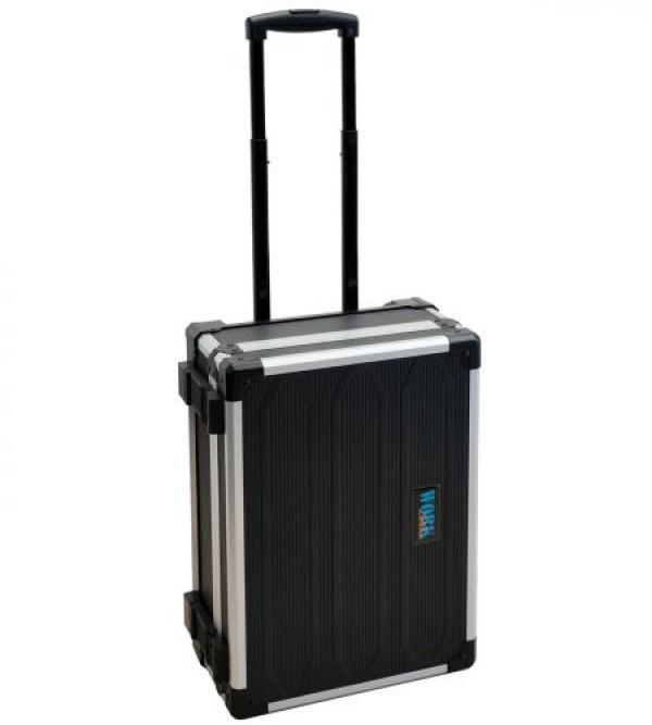 Trolley porta utensili con 2 pannelli con elastici Gt Line FLASH WH 2 PEL (vuota)