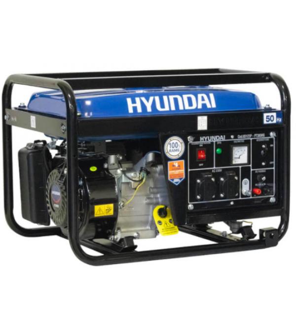 Generatore a benzina 2,7 KW Hyundai 65123P