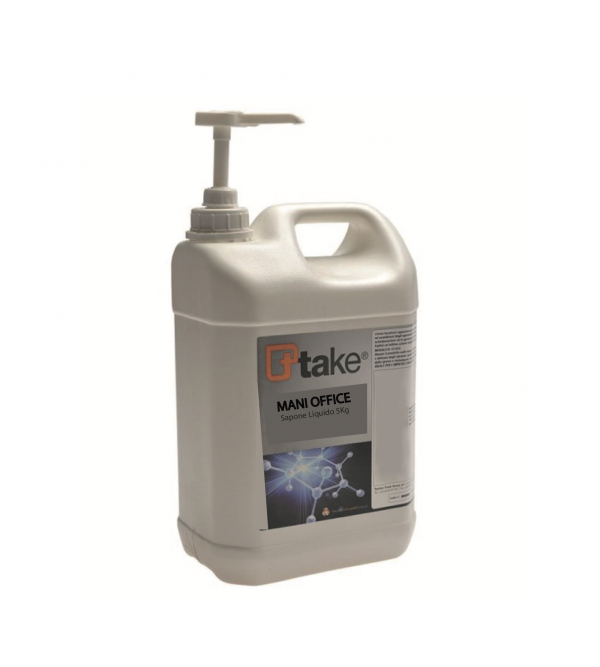 SAPONE LIQUIDO a pH neutro 5 litri Ttake