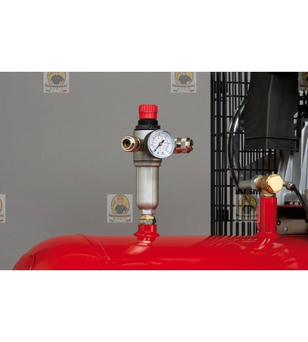 Compressore a cinghia monostadio 200 Litri - 3 Hp Trifase Fini MK1032003