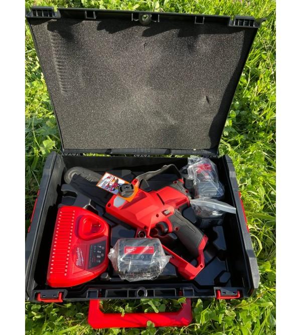 Motosega a batteria Milwaukee M12 FHS-602X