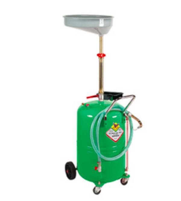 Recuperatore olio esausto 80 litri Raasm 42085