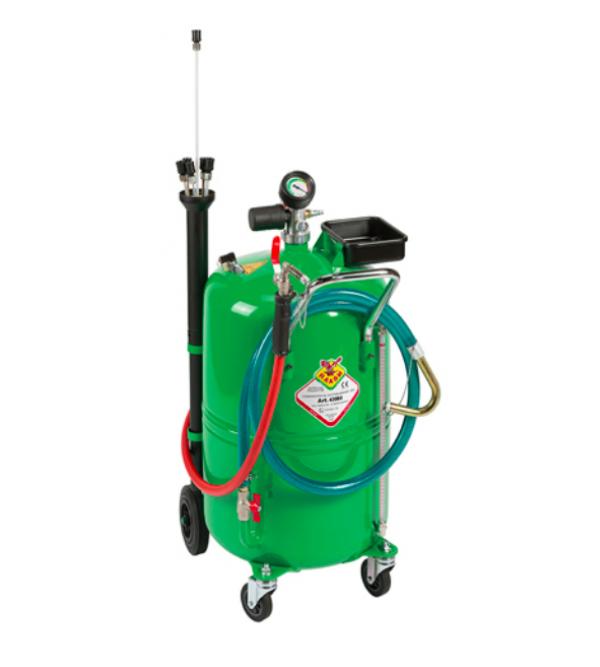 Aspiratore pneumatico per olio esausto Raasm 43084