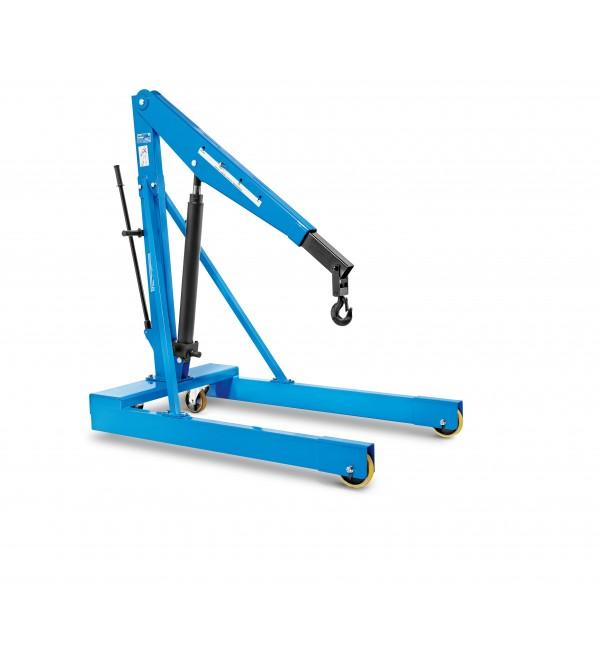 Gru Idraulica a carrello 3 Ton. braccio allungabile Omcn SL/30
