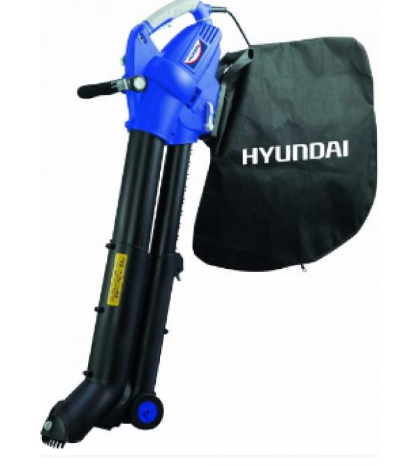 Soffiatore/aspiratore elettrico con triturazione H...