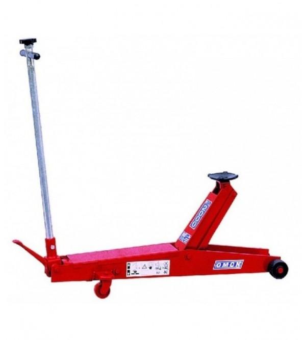 Cric sollevatore idraulico a carrello 3 ton. Omcn 261