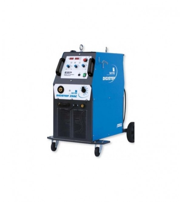 Saldatrice MIG/MAG Saf-Pro Digistep 250C