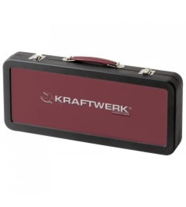 Assortimento di chiavi a bussola Kraftwerk 1'' in cassetta metallica