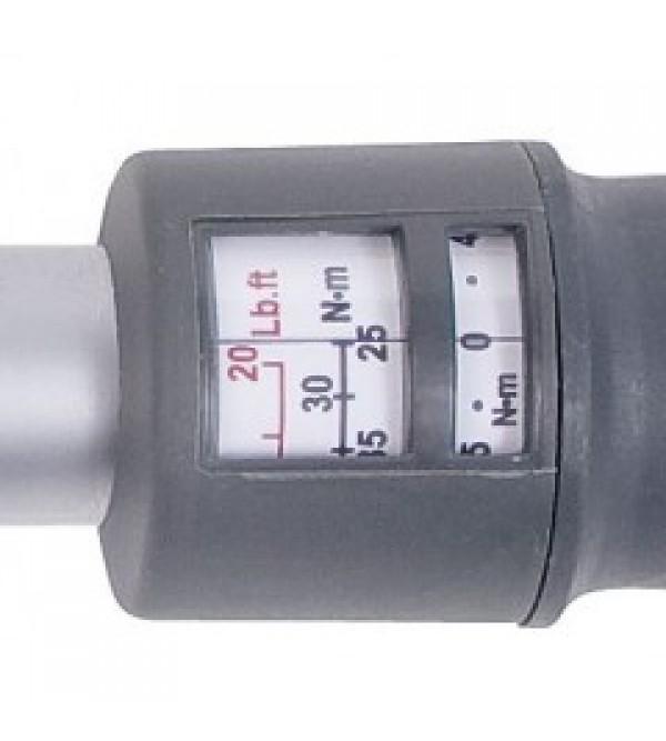 "Chiave dinamometrica Clicker, 1/4"" 4-20 Nm Kraftwerk"